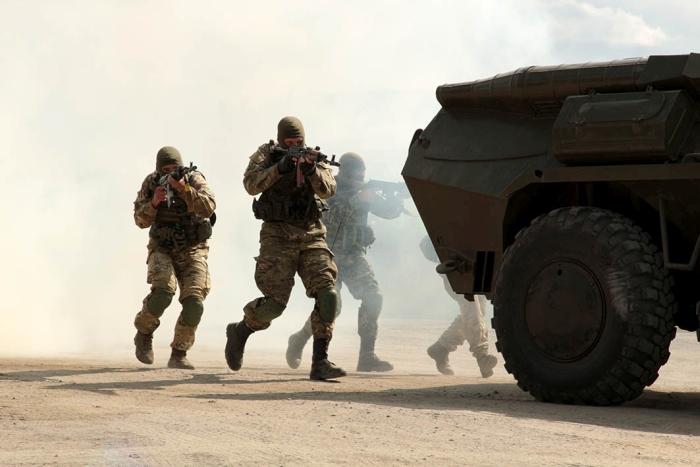 військові тренування маріуполь