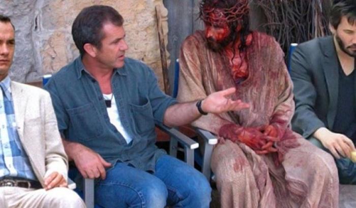 мел гібсон страсті христові