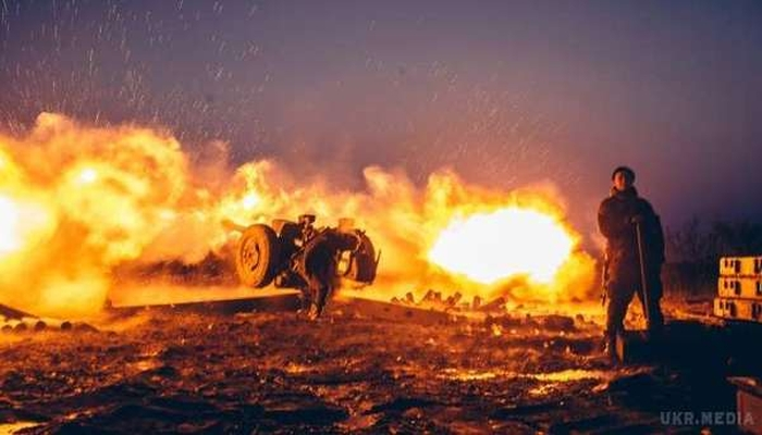 артилерія ато