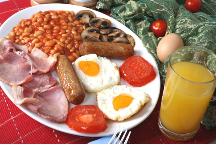 холестерин їжа