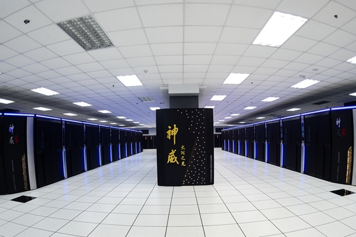 Суперкомп'ютер Sunway TaihuLight