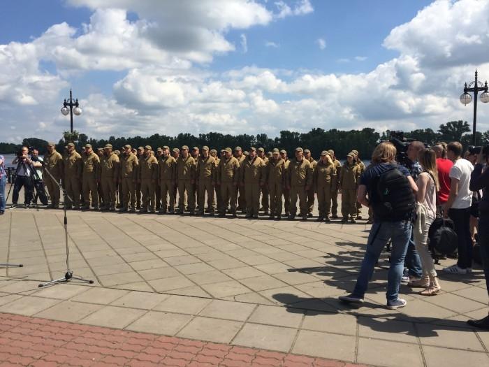 44 інспектори рибного патруля