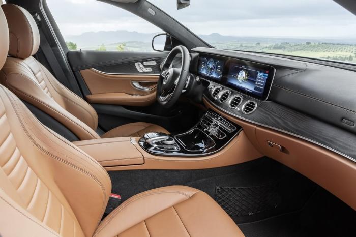 Mercedes-Benz E-Class універсал