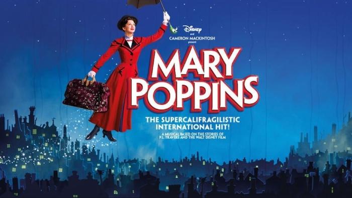 Disney Мері Поппінс