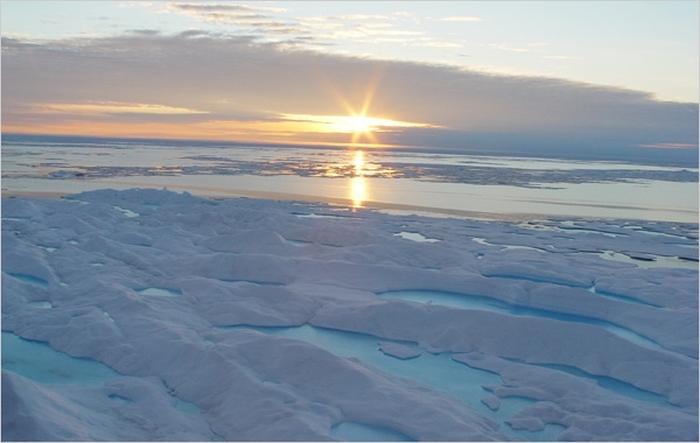 північний полюс