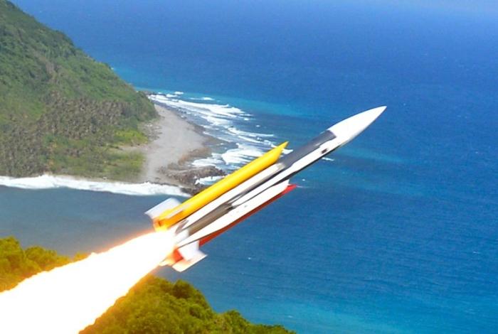 Ракета Hsiung-feng III
