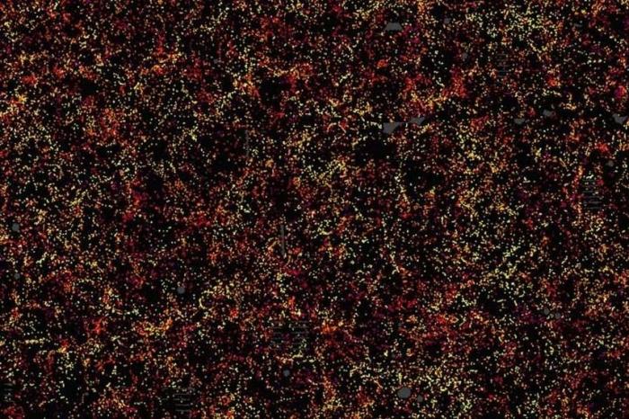 карта всесвіту