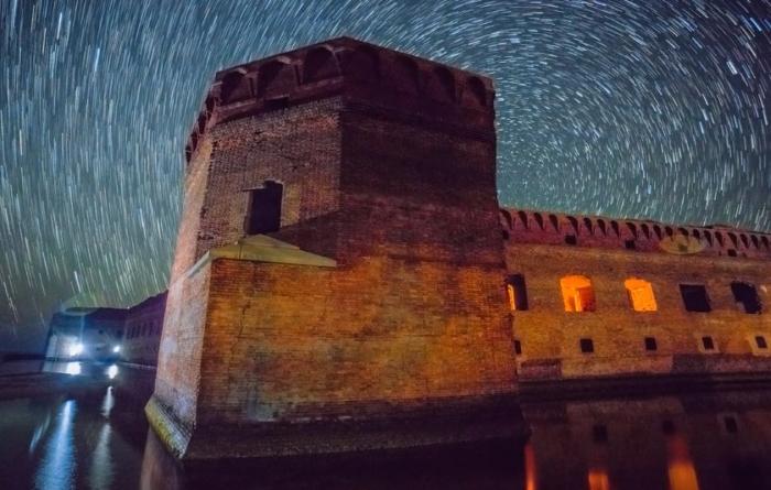 Драй-Тортугас зоряне небо