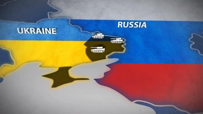росія вторглася в україну