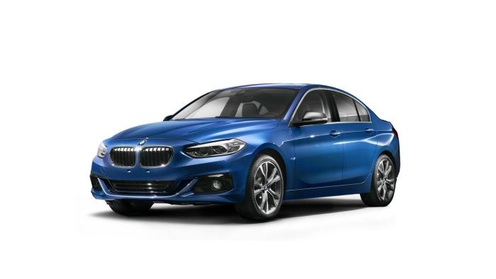 седан BMW 1-Series
