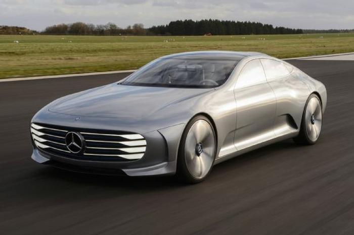 Mercedes-Benz EVA
