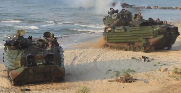 підрозділ морської піхоти США