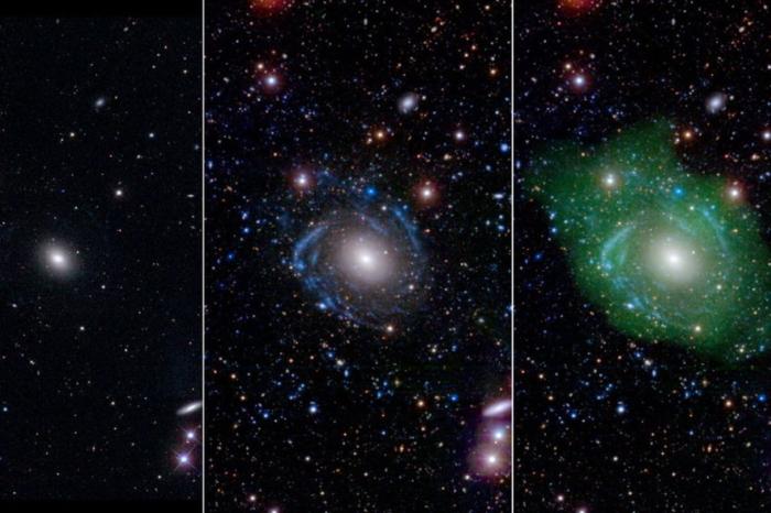 галактика UGC 1382