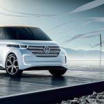 Volkswagen електромобіль