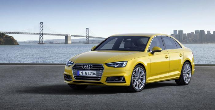 Audi А4 2017