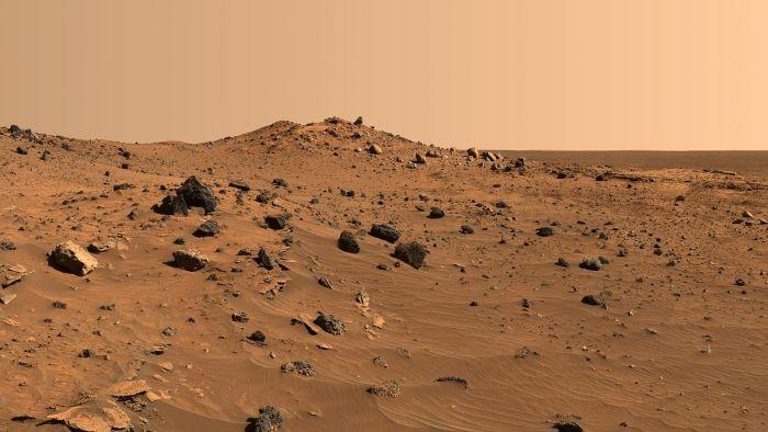 поверхня марсу