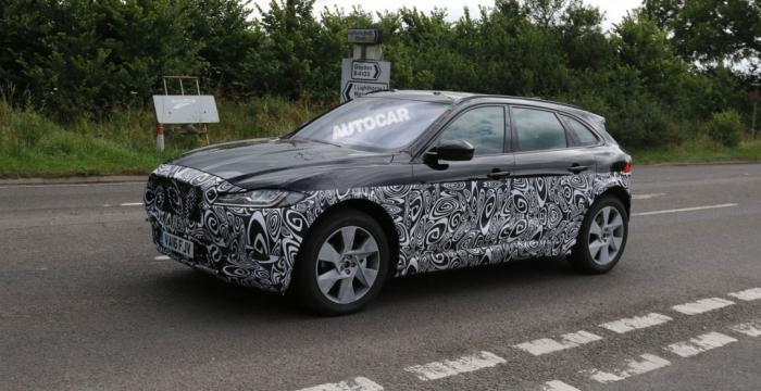 Jaguar X590 SUV