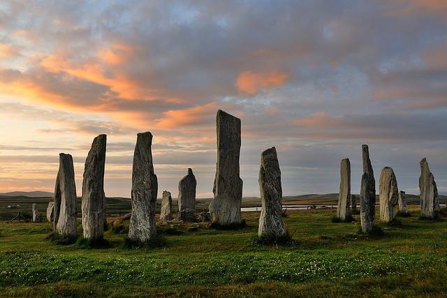 мегаліти в шотландії