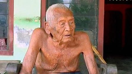 найстаріша людина на землі