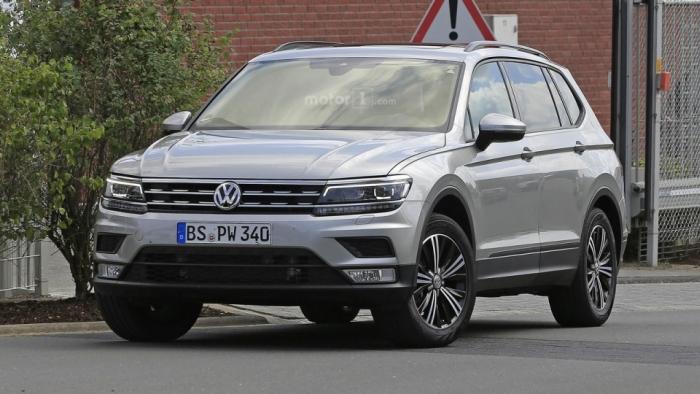 Volkswagen Tiguan XL