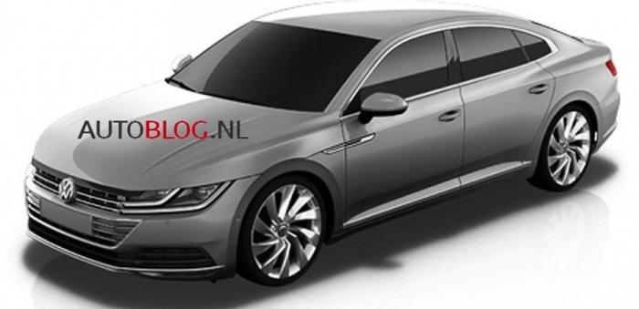 Volkswagen CC 2018
