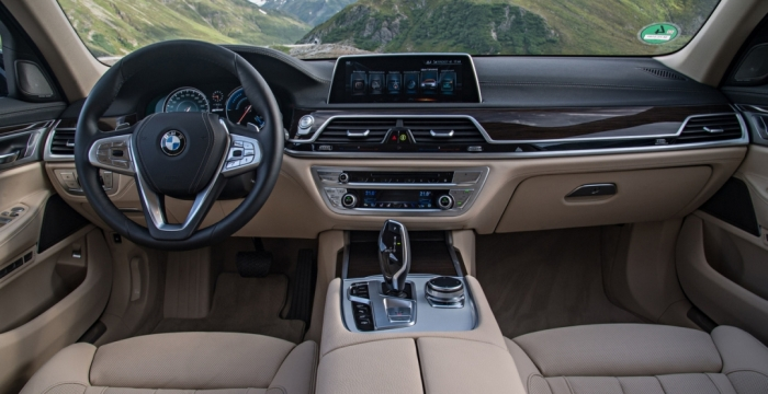 BMW 740e xDrive iPerfomance