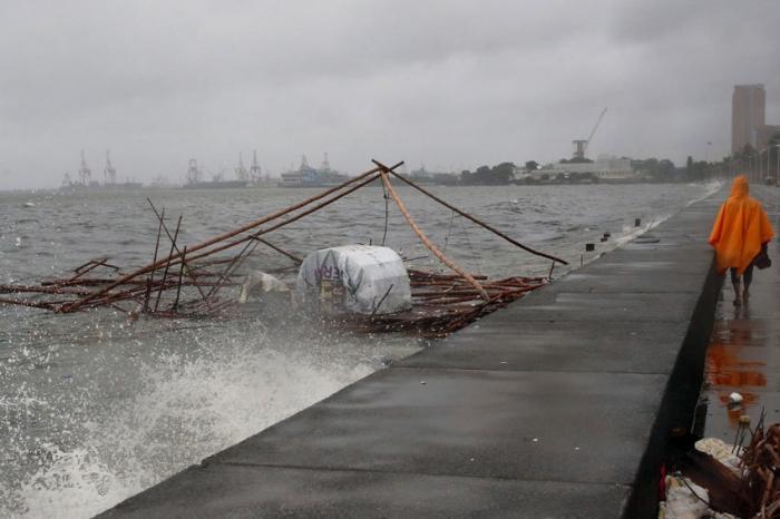 тайфун ніда