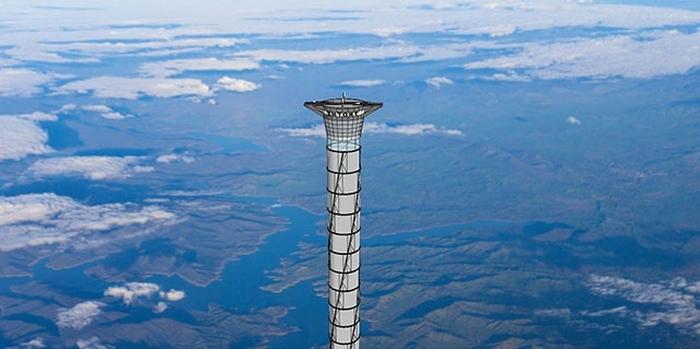 ліфт в космос