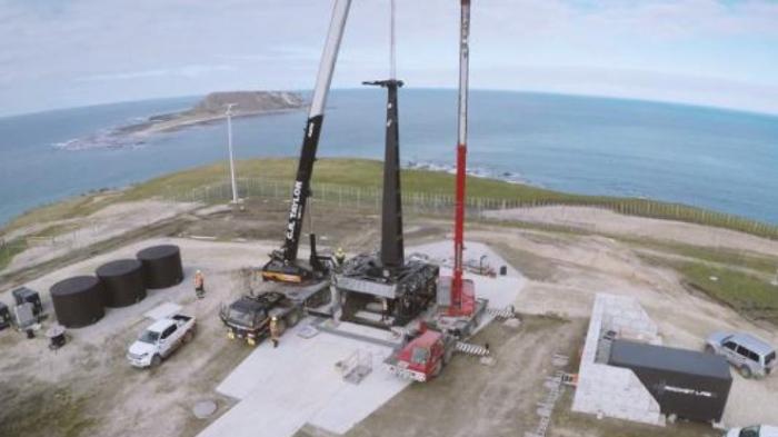 Rocket Lab Нова Зеландія