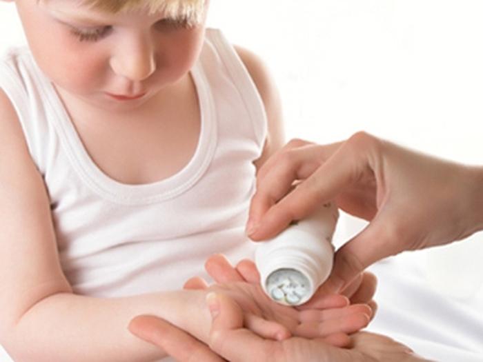 діти антибіотики