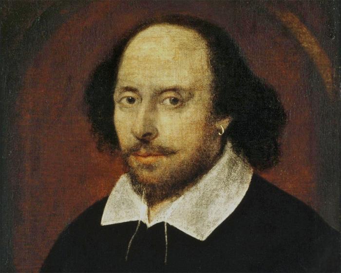 Чандосовский портрет Вільяма Шекспіра