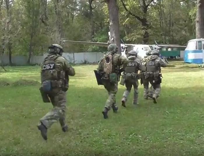 протидиверсійні тренування Харків
