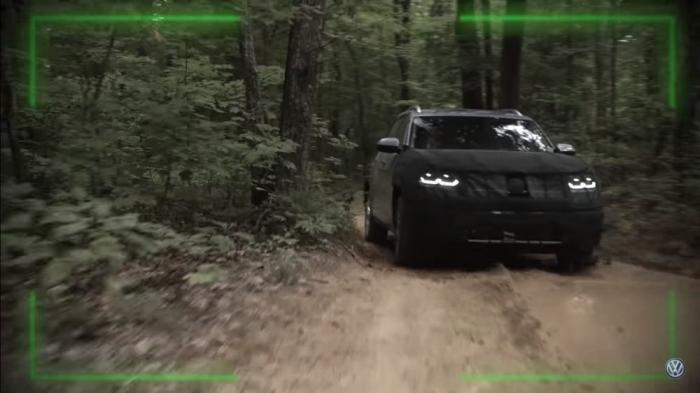 новітній кросовер Volkswagen
