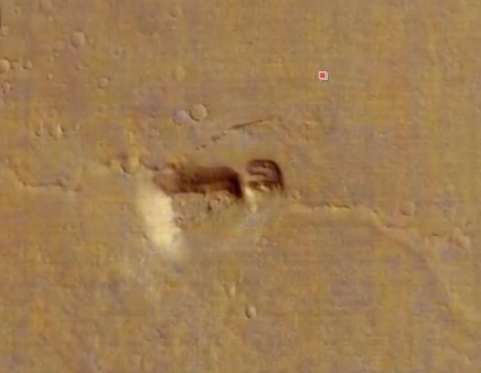 марс гробниця