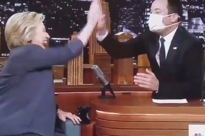 Hillary Clinton on 'Tonight Show