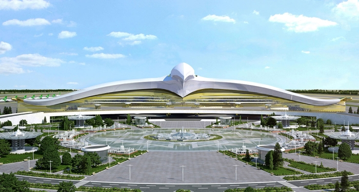 Ашхабад аеропорт