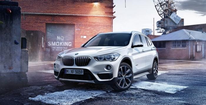 електричний BMW X1