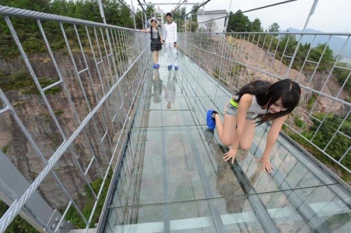 найдовший в світі скляний міст