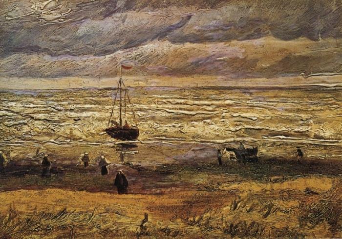 Море в Шевенінгені