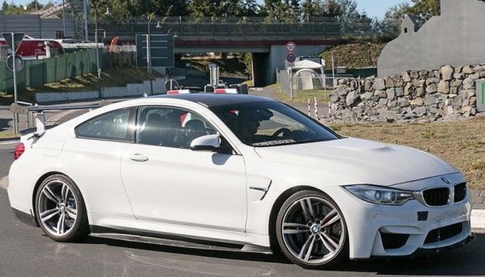 BMW M4 Нюрбургринг