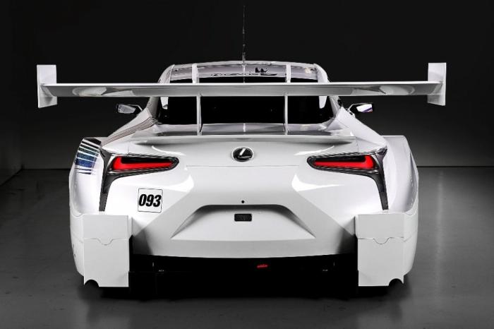Lexus на базі купе LC 500