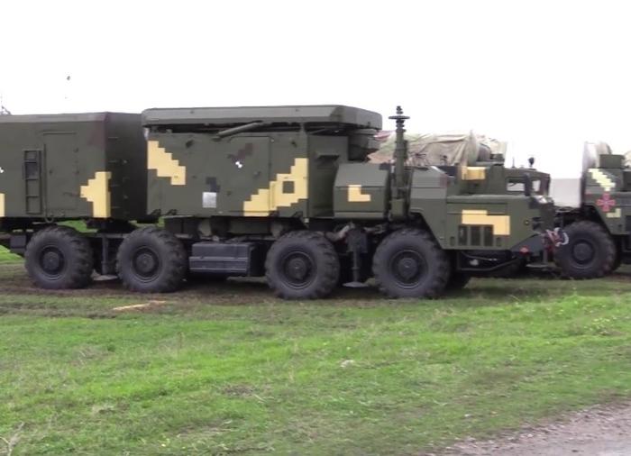 модернізований ЗРК С-300ПС