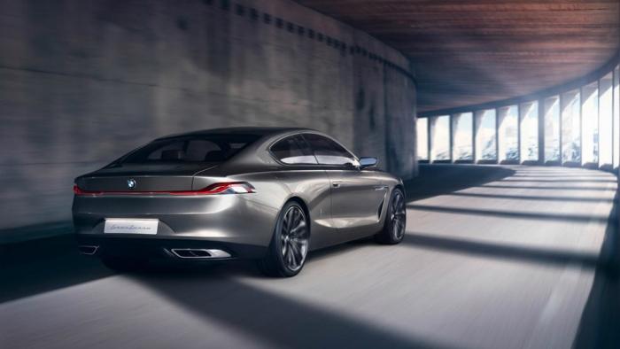 концеп BMW M8