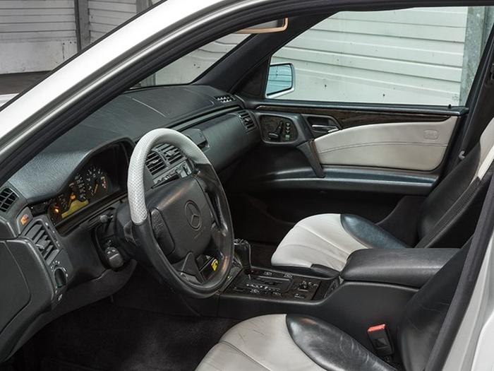 Mercedes-Benz E 55 T AMG Designo шумахера