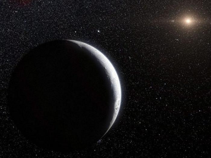 карликова планета L91
