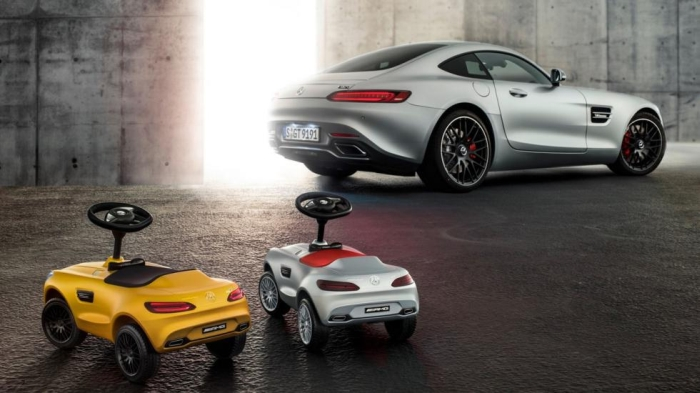 Mercedes-AMG GT дитяча версія