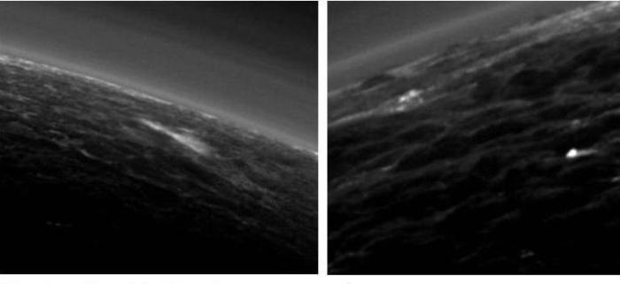хмари на плутоні