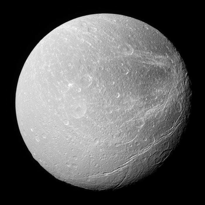 Діона супутник Сатурна