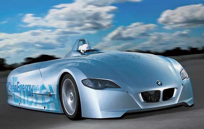 BMW водневий
