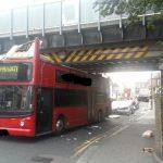 аварія автобуса лондон